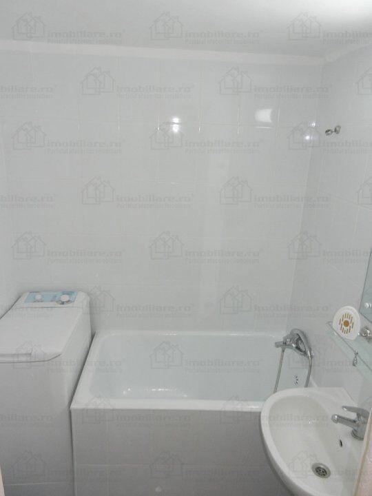 bath tub with washing machine