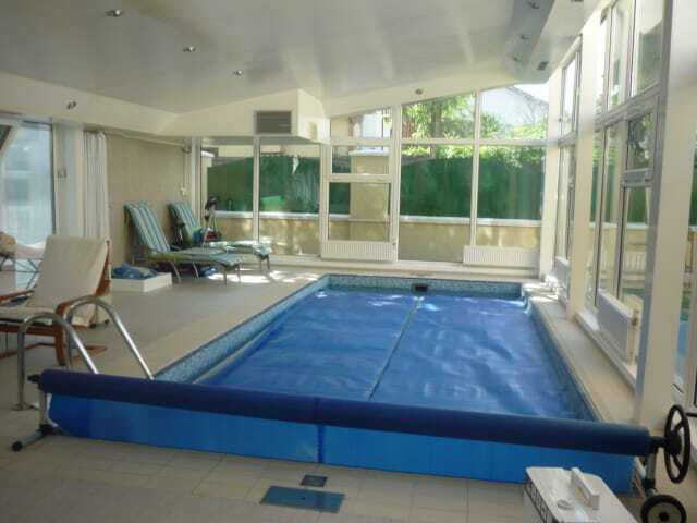 covered interior pool