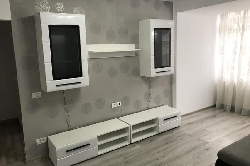 modern white furniture