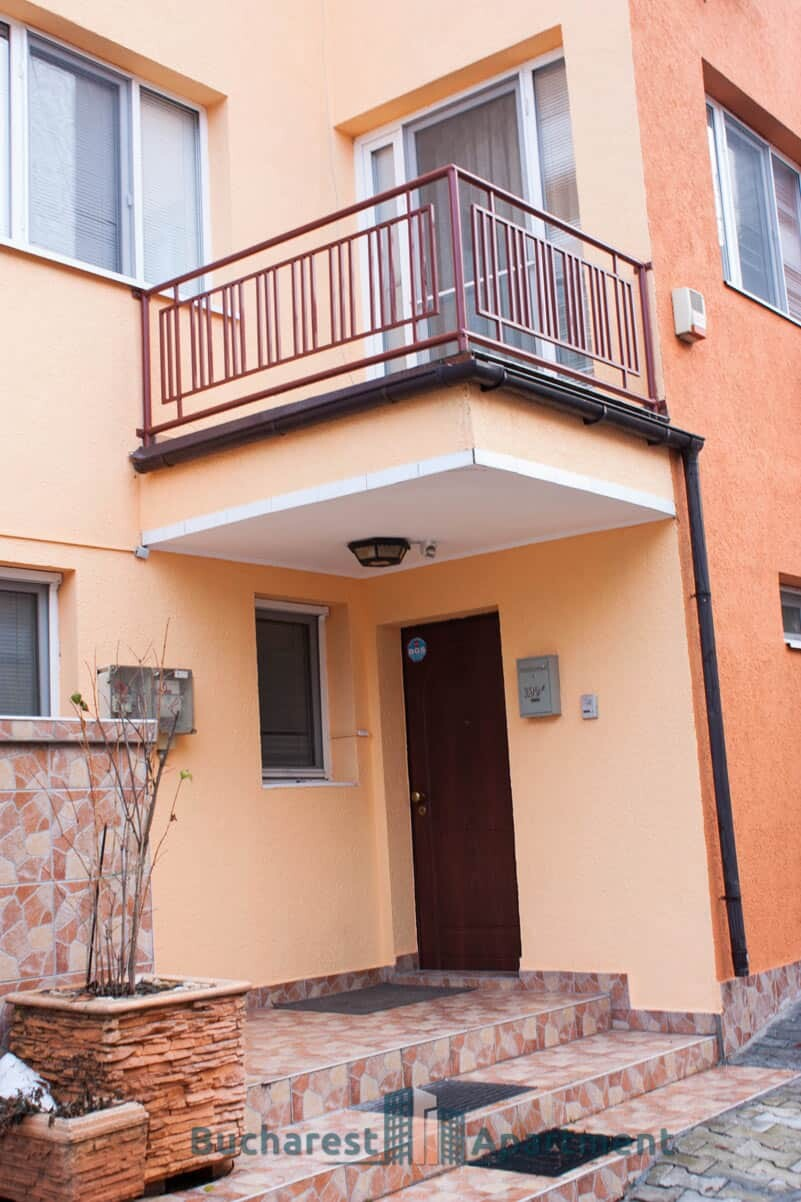 private house in Floreasca exterior