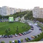 alba iulia square view