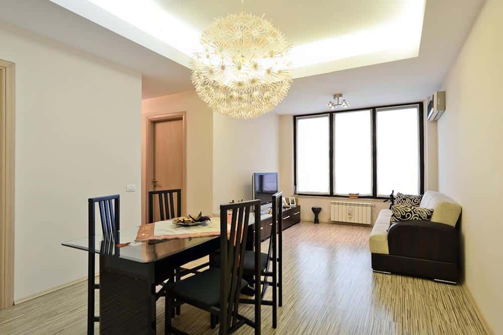 cozy colors living room